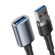 Кабел Baseus Cafule Cable USB 3.0 Male to USB 3.0 Female 1m Gray