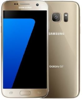Samsung Galaxy S7 G930F Single Gold