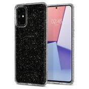 Калъф Spigen Liquid Crystal Samsung Galaxy S20 Plus Glitter Crystal Quartz