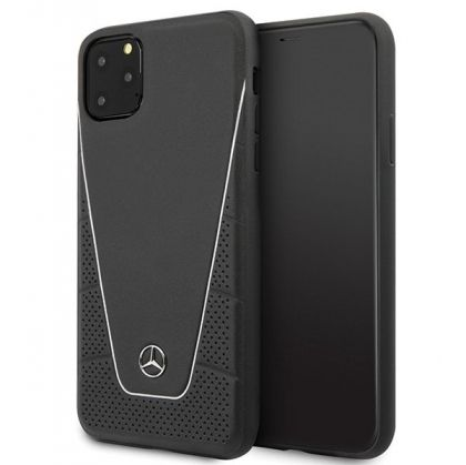 Калъф Original Faceplate Case Mercedes MEHCN65CLSSI iPhone 11 Pro Max Black
