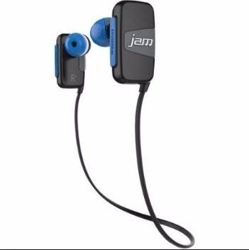 Bluetooth Слушалки JAM Transit Mini Buds Blue