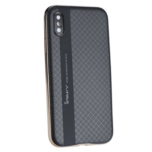 Калъф IPAKY Concise Samsung S9 Plus Grey