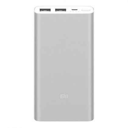 Външна батерия Xiaomi Mi power Bank S2 10000mAh Silver