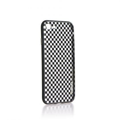 Калъф REMAX Gentleman iPhone 7/8 Grid