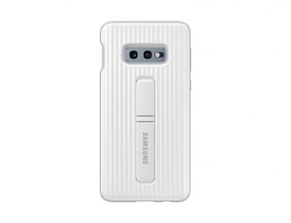 Калъф Protective Standing Cover EF-RG970CWEGWW Samsung Galaxy S10e White
