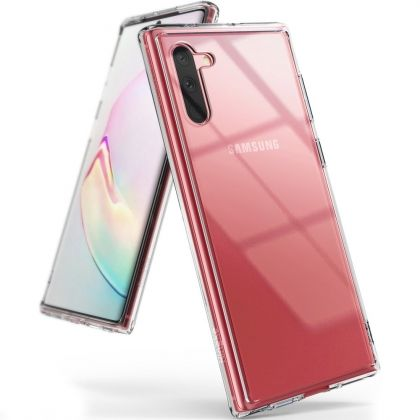 Калъф Ringke Fusion PC Case Samsung Galaxy Note 10 Transparent