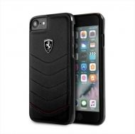 Калъф Original Hardcase Ferrari FEHQUHCI8BK iPhone 7/8 Black
