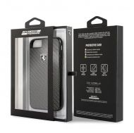 Калъф Original Hardcase Ferrari FEHCAHCI8BK iPhone 7/8 Carbon Black
