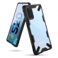 Калъф Ringke Fusion X Durable PC Case Samsung Galaxy S20 Black