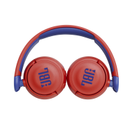 Безжични детски слушалки JBL JR310BT Red