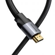 Кабел Baseus Enjoyment 4K HDMI-HDMI Cable 2m Gray