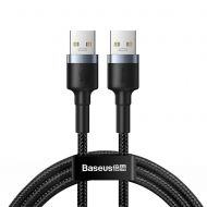 Кабел Baseus Cafule Cable USB 3.0 to USB 3.0 1m Gray
