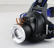 Челник LED Zoom Black