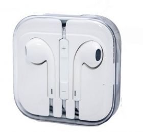 Apple Earpods with remote and mic - оригинални слушалки за iPhone, iPod и iPad