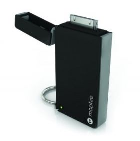 Външна батерия mophie Juice Pack Reserve 700 mAh external battery charger for iPhone , iPod 30-pin Apple Devices (black)