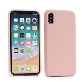 Калъф Forcell Silicone Case iPhone 7 Plus / 8 Plus dark pink