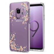 Калъф Spigen Liquid Crystal Samsung Galaxy S9 Blossom Nature