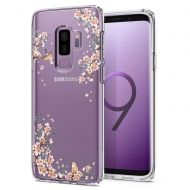 Калъф Spigen Liquid Crystal Samsung Galaxy S9 Plus Blossom Nature