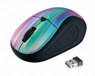 Мишка TRUST Primo Wireless Mouse Black Rainbow