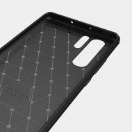 Калъф iPaky Slim Carbon Flexible Cover TPU Case Huawei P30 Pro Black