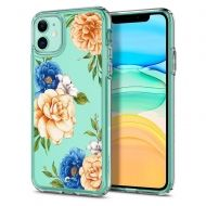 Калъф Spigen Ciel iPhone 11 Blue Floral