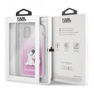 Калъф Original Faceplate Case Karl Lagerfeld KLHCN58CFNRCPI iPhone 11 Pro Pink