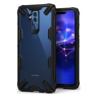 Калъф Ringke Fusion X Durable PC Case Huawei Mate 20 Lite Black