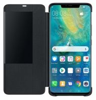 Калъф Huawei Mate 20 Pro Smart View Flip Cover Black