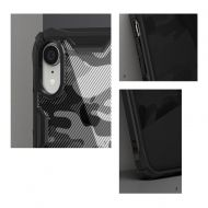 Калъф Ringke Fusion X Durable PC Case Apple iPhone XR Camo Black