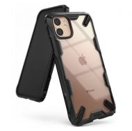 Калъф Ringke Fusion X Durable PC Case Apple iPhone 11 Black