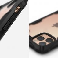 Калъф Ringke Fusion X Durable PC Case Apple iPhone 11 Pro Max Black