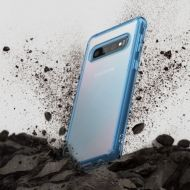 Калъф Ringke Fusion PC Case with TPU Bumper for Samsung S10 Plus transparent FSSG0058